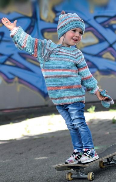Strickanleitung 06 - Kids 2017