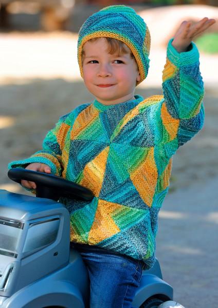 Strickanleitung 05 - Kids & Fashion