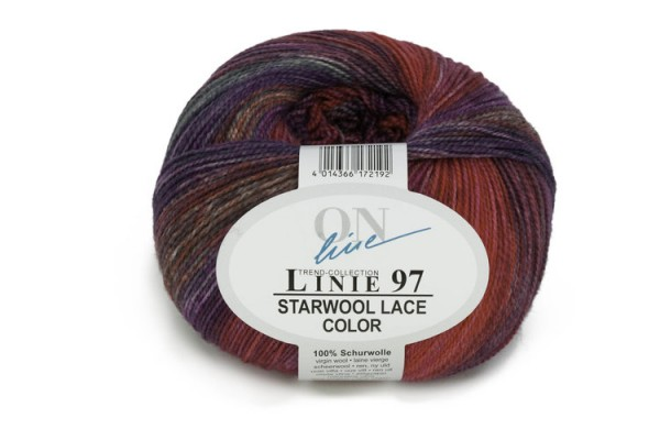 LINIE 97 STARWOOL LACE COLOR