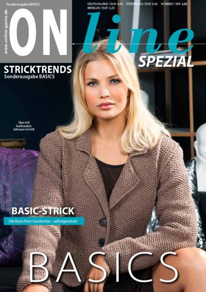 Strickheft Spezial BASICS (Art.-Nr.601188)