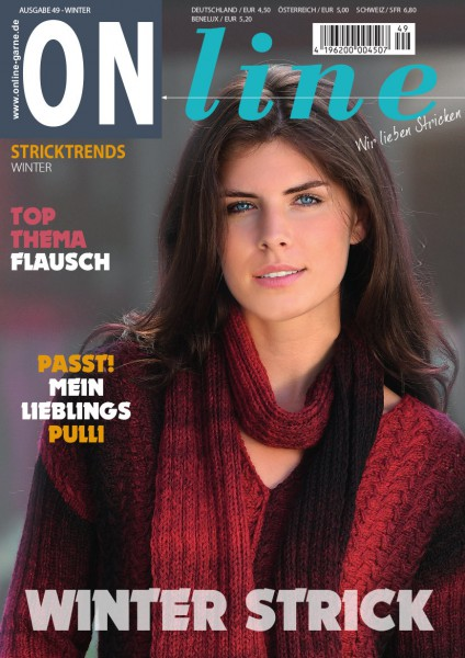 Strickheft Nr. 49 Winter 2017 (Nr.601244)