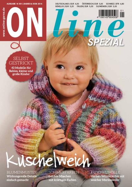 Strickheft Spezial Babies & Kids (Art.-Nr.601189)