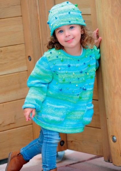 Strickanleitung 11 - Kids & Fashion