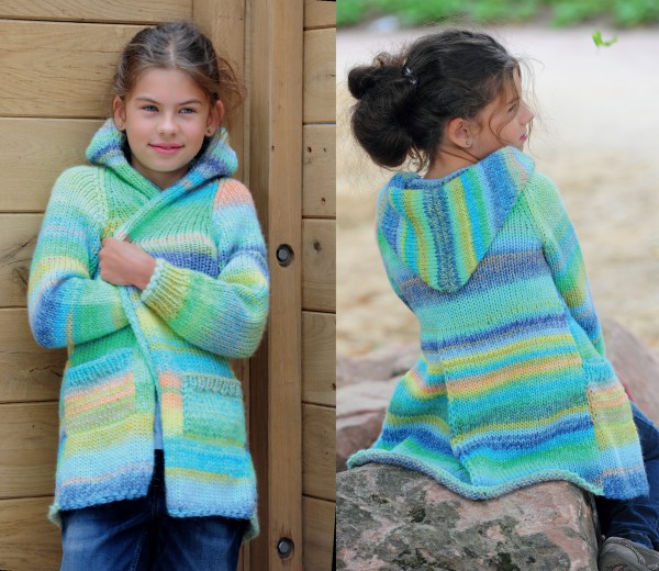 Strickanleitung 10 - Kids & Fashion