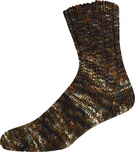 SUPERSOCKE 6-FACH SORT.285 MERINO MOULINÉ-COLOR 2471