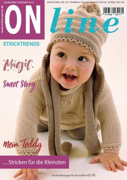 Strickheft Baby Nr. 6 (Art.-Nr.601263)