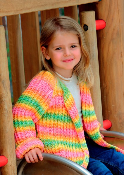 Strickanleitung 01 - Kids & Fashion