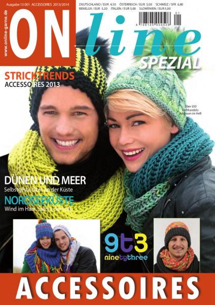 Strickheft Accessoires 2013/2014 (Art.-Nr.601172)
