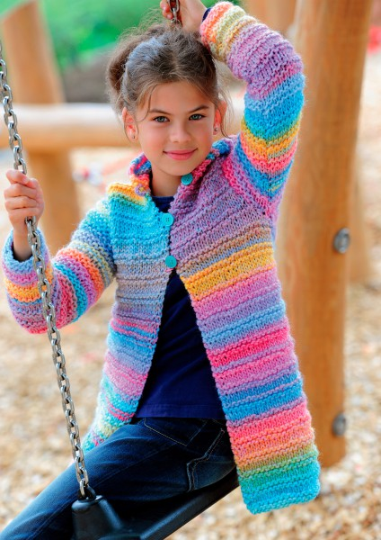 Strickanleitung 08 - Kids & Fashion